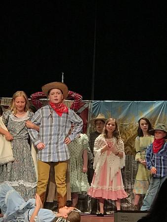 Westward Expansion / Margie Hartung Musical History Drama class