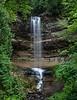 Minising Falls (a 50ft Cascade)