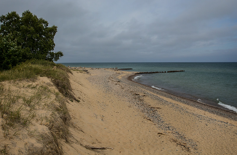 Whitefish Point on Lake Superior - Overlooking the Graveyard of Ships in the Great Lakes