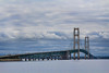 Mackinac Bridge from the UP