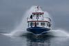 Incoming Star Line Mackinac Ferry