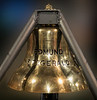 Ship's Bell Recovered from the Edmund Fitzgerald