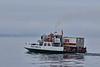 Heavy Load on the way to Mackinac Island