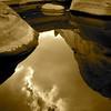 Joshua Reflecting (sepia)