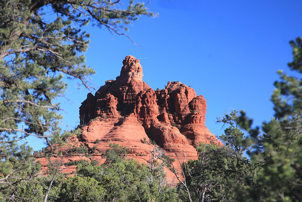 Route 89A to Sedona, NM