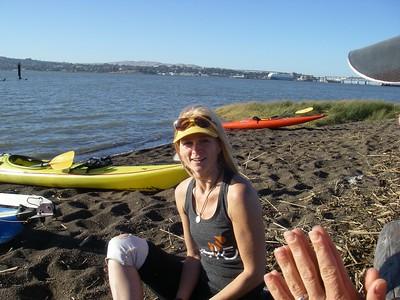 Linda and Tam at Shipwreck Beach - June 2015