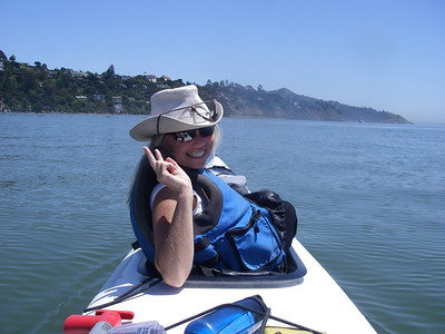 Varuna's Adventure to Angel Island - May 16, 2009