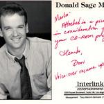 Mackay, Donald Sage