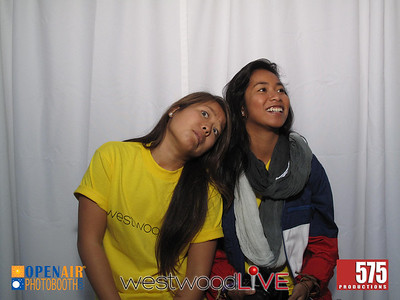 Westwood Live Photo Booth Individuals