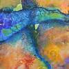 """""""Seeker of Light"""" (mixed media) by Lynn Chatman"""