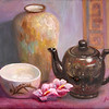 """""""Still-life"""" (oil) by Janet Yoo"""