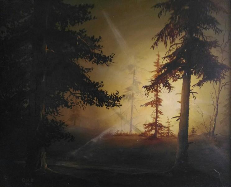 """""""Dream"""" (oil on canvas) by Igor Osipov"""