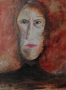 """After dream"" (oil) by Ekaterina Kudryashova"