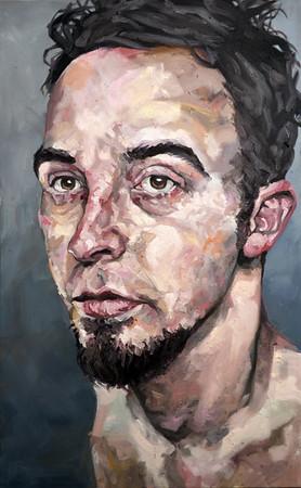 """""""Apperceive"""" (oil paint) by Joe Horton"""