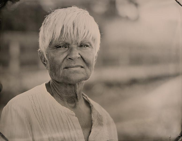 Penny Cistaro, Board Member, Sweet Farm Sanctuary. Half Moon Bay, CA.