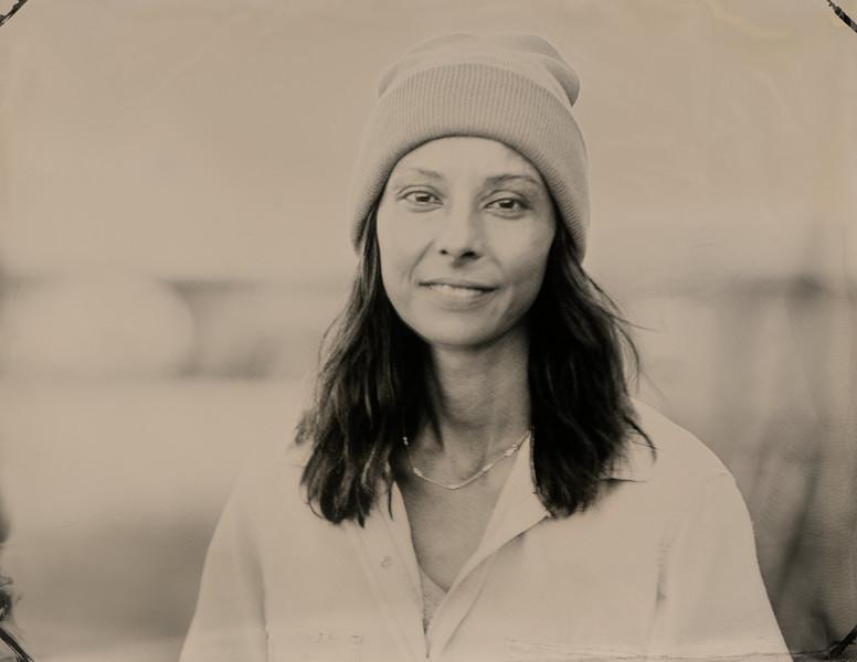 Natasha Lillo, Animal Caregiver, Farm Sanctuary. Orland, CA.