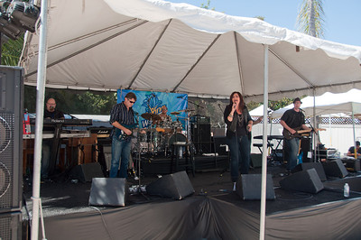 2010 Living Waters Event Bands
