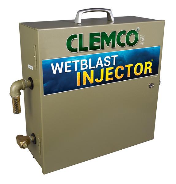 Wetblast Injector