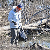 Wabashiki Wetlands cleanup