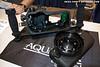 Aquatica video housing for Canon HF S10/100 (prototype)
