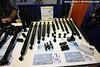 BS Kinetics carbon fibre strobe arms