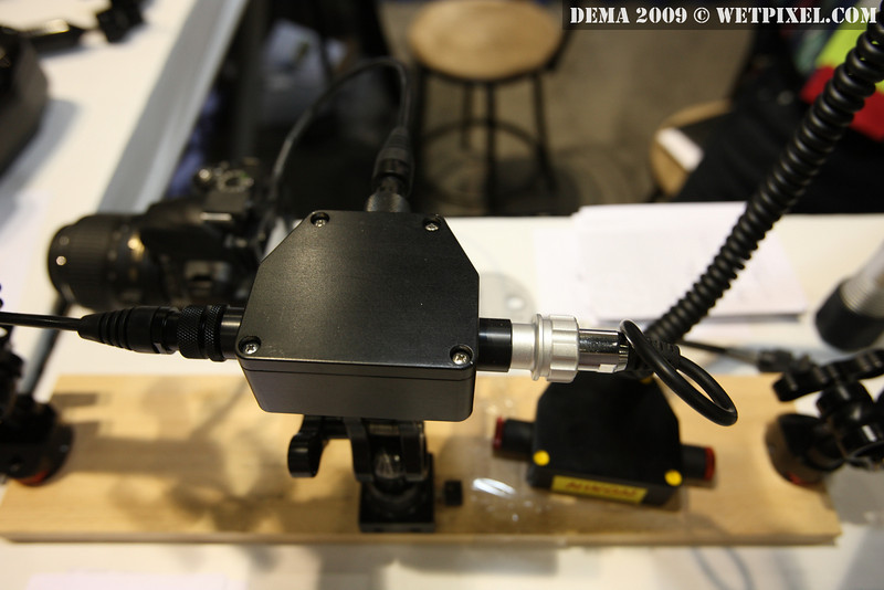 BS Kinetics TTL flash converters
