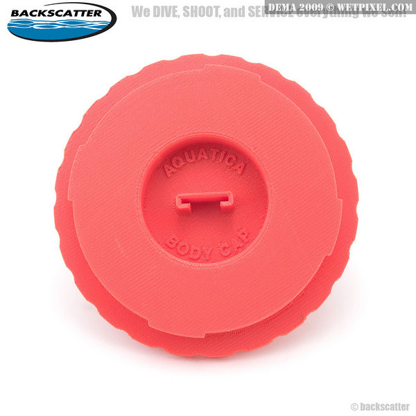 XIT 404 replacement body cap for Aquatica