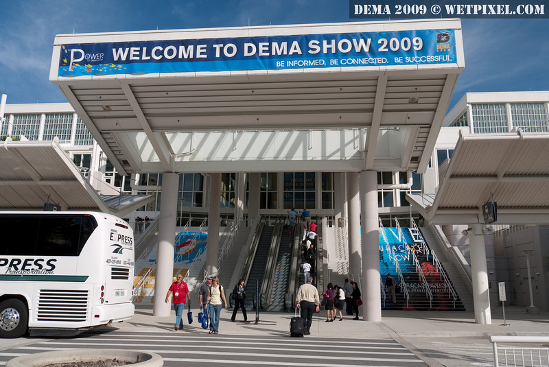 Welcome to the DEMA Show 2009