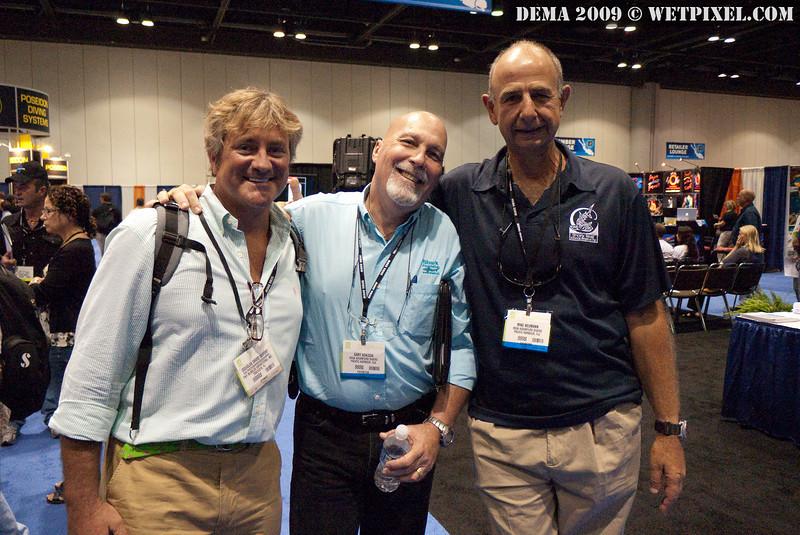 Douglas Seifert, Gary Atkinson, Mike Neumann