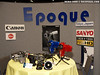 The Epoque-World booth (#727) at DEMA 2009 in Orlando, FL