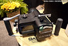 Gates camcorder for Canon HFC10 with captured wireless controller for menu access