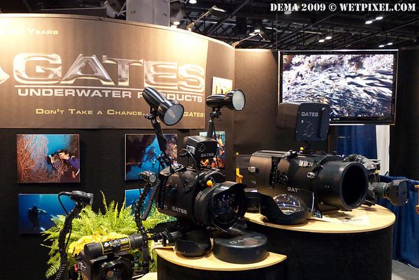 DEMA 2009 Gates Underwater Products
