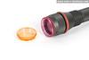 INON LE550S LED light, 550 lumens / 6,000K, 40 degree spot beam, 3 x AA batteries.