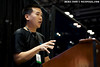 Eric Cheng gives a talk at the Imaging Resource Center at DEMA 2009.