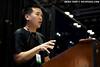 Eric Cheng gives a talk at the Imaging Resource Center at DEMA 2009.