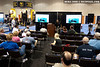 David Ulloa, explorer, gives a talk at the Imaging Resource Center