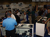 The Intova/Snapsights Booth at DEMA was full of attendees.