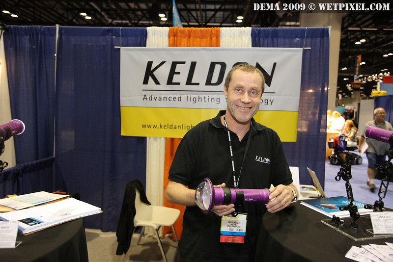 Daniel Keller of Keldan