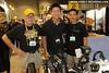 Jim Flagg, Tim Lau and Eric Cheng