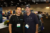 Eric Cheng and Wyland at DEMA