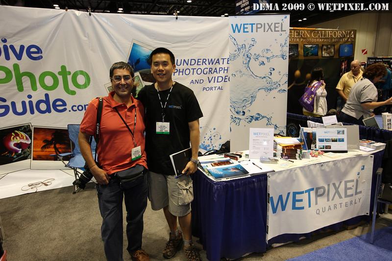 Eric Cheng and Franco Banfi
