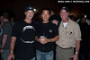 Wyland, Eric Cheng and Steve McCullough at the Wetpixel / DPG party