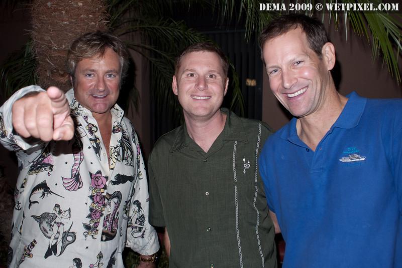 Douglas Seifert, Dan Baldocchi and Richard Woulfe