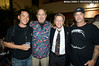 Eric Cheng, Paul Humann, Stephen Frink and Wyland