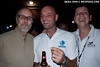 John Bantin, Frank Van Der Linde, Mark Shandur of Worldwide Dive and Sail