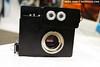 PiratePro prototype Olympus E-P1 underwater housing -- Nikonos lens compatible