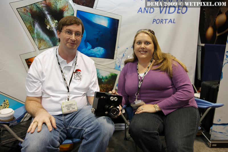 PiratePro's David Lewinnek and Shana Lyons