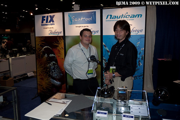 DEMA 2009 Reef Photo & Video