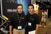 Eric Cheng with Sea & Sea Japan's Shuya Koda