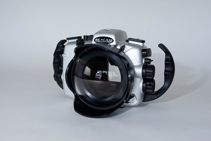 Seacam underwater housing for Nikon D300s